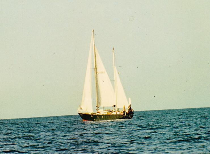 2 C.D at sea