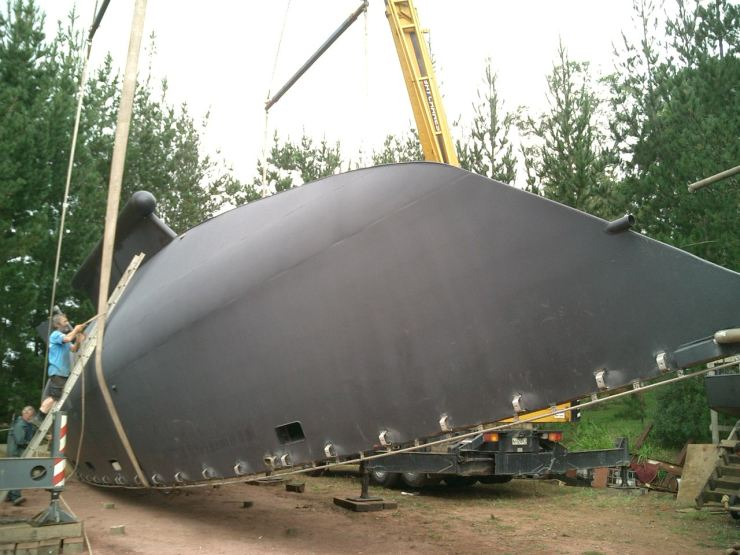boat turn 102
